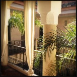 Onze eigen Riad in het centrum van Marrakesh